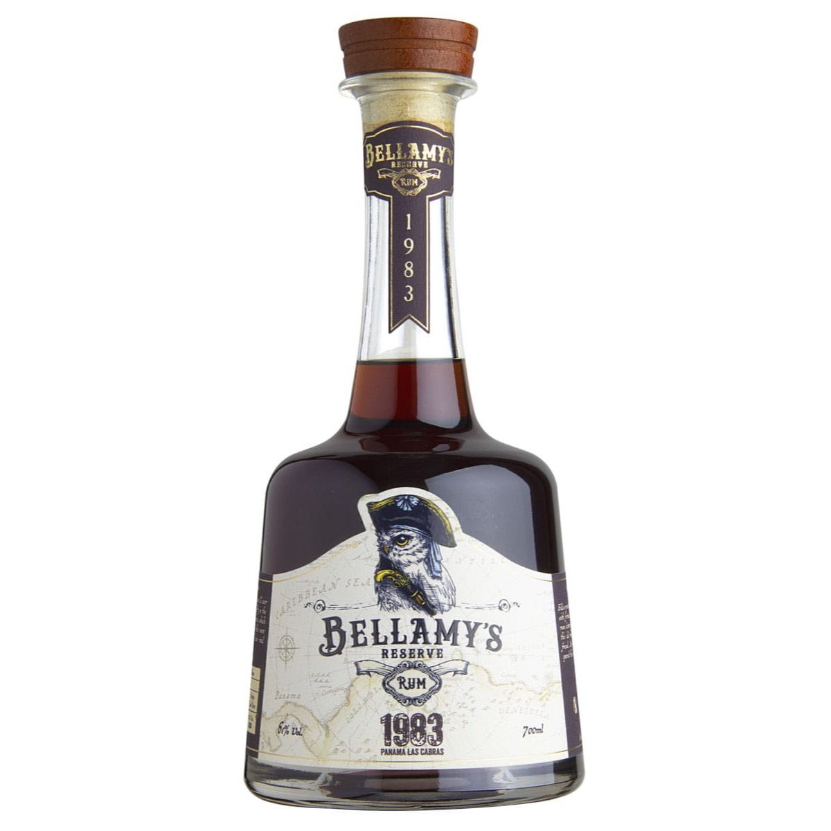 Bottle image of Bellamy's Reserve Panama