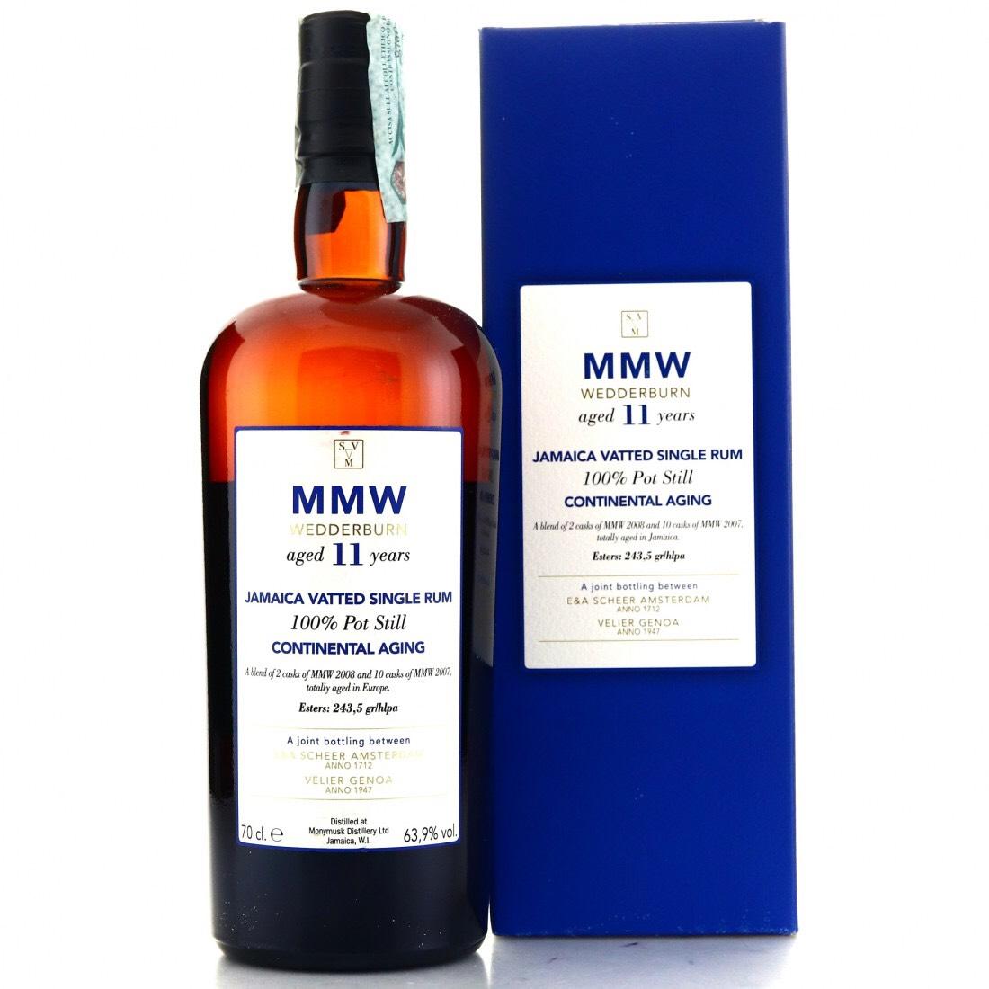Bottle image of Wedderburn Continental Aging MMW