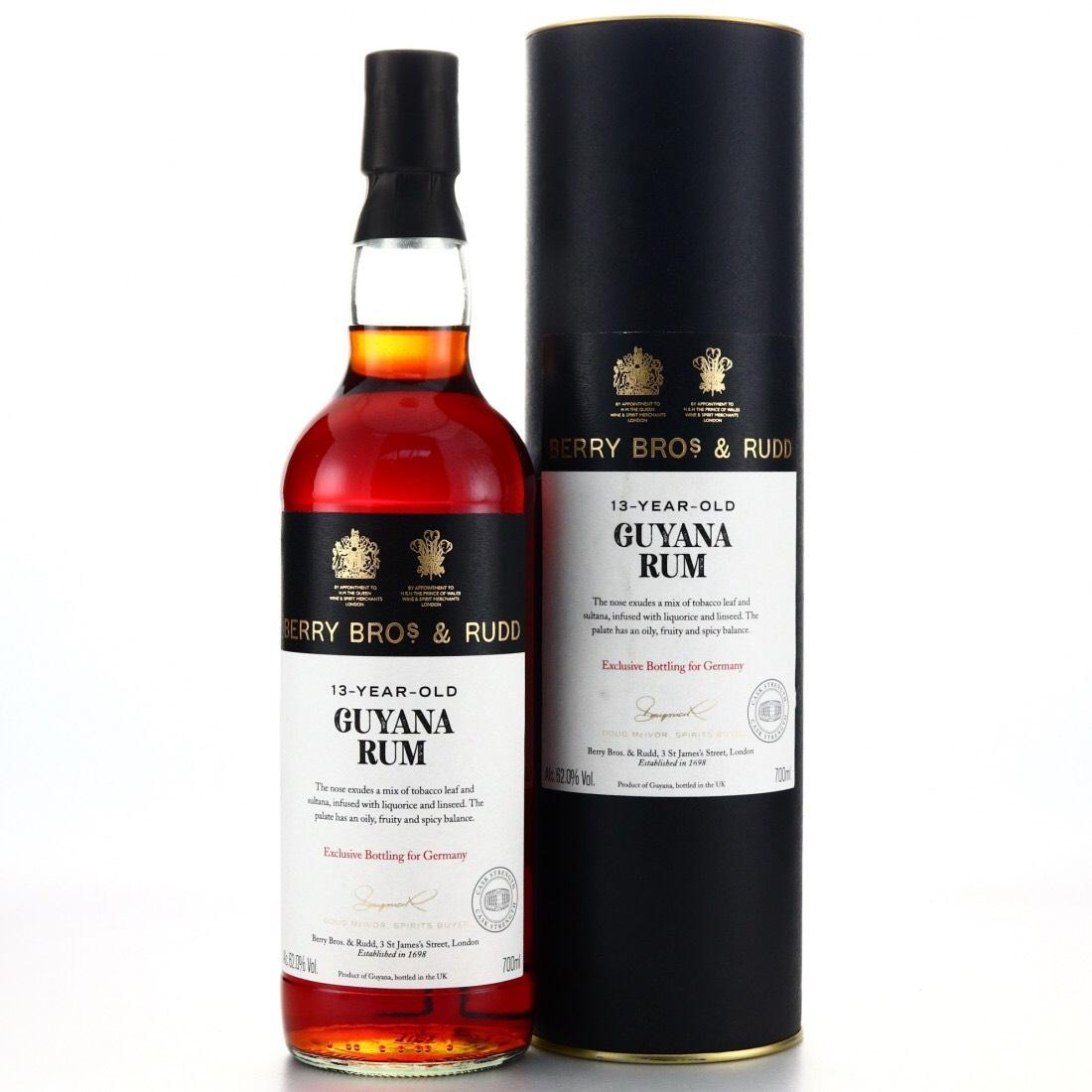 Bottle image of Guyana Rum Kirsch Whisky