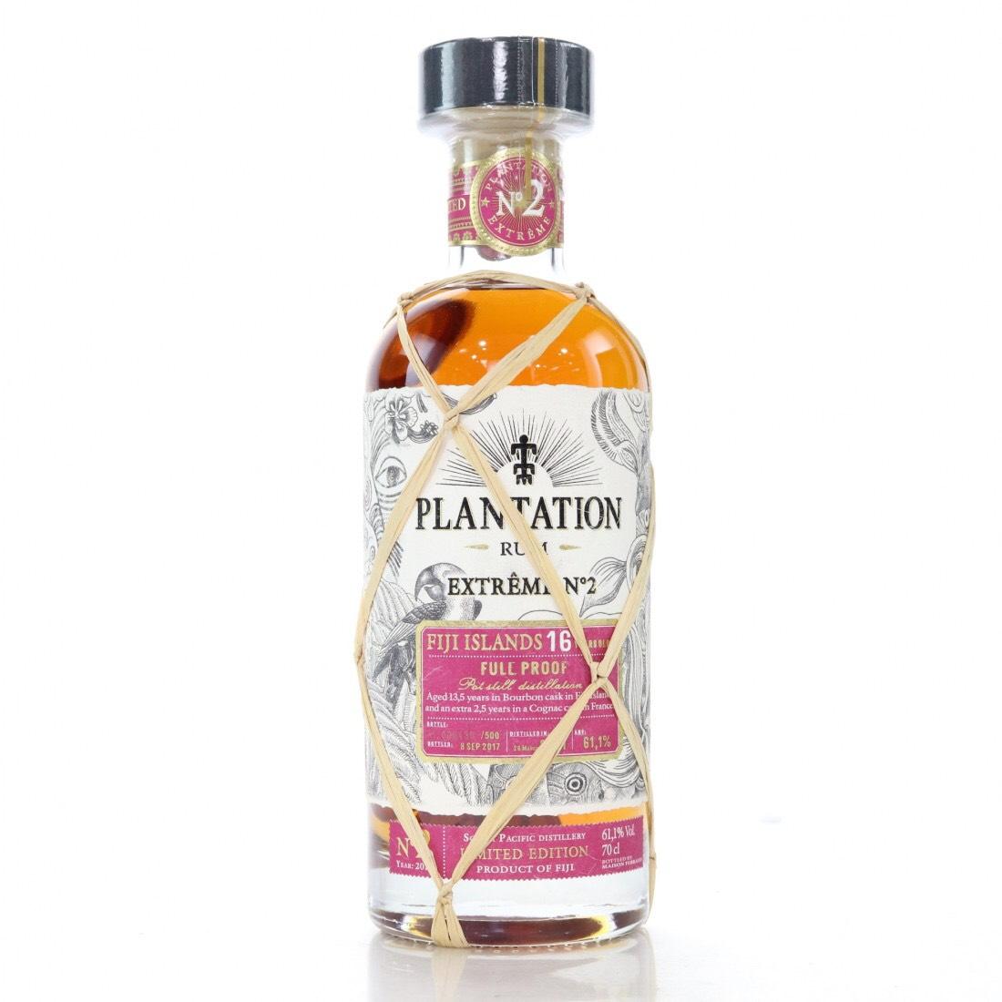 Bottle image of Plantation Extrême No. 2