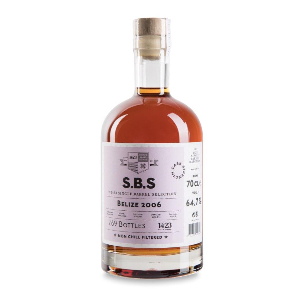 Bottle image of S.B.S Belize
