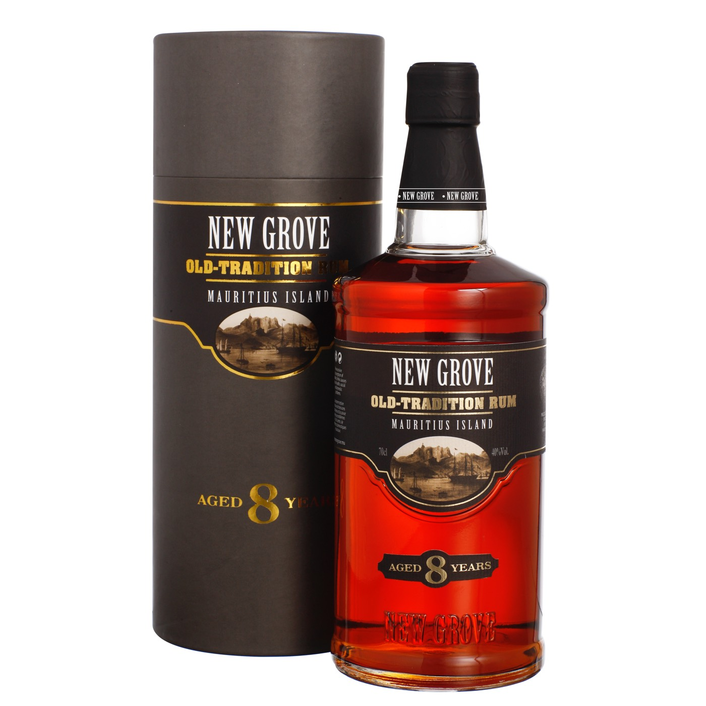 Bottle image of New Grove Old Tradition 8