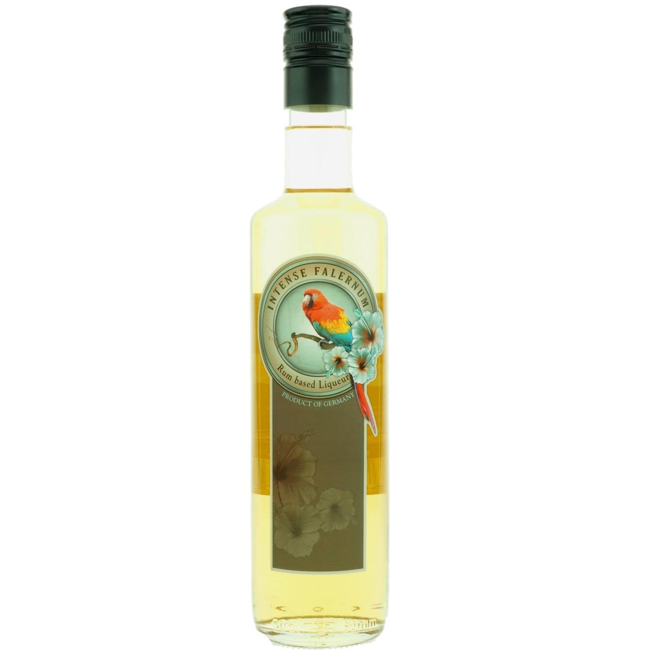 Bottle image of Intense Falernum Rum based Liqueur
