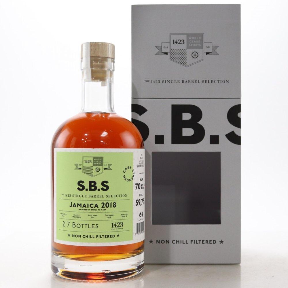 Bottle image of S.B.S Jamaica DOK