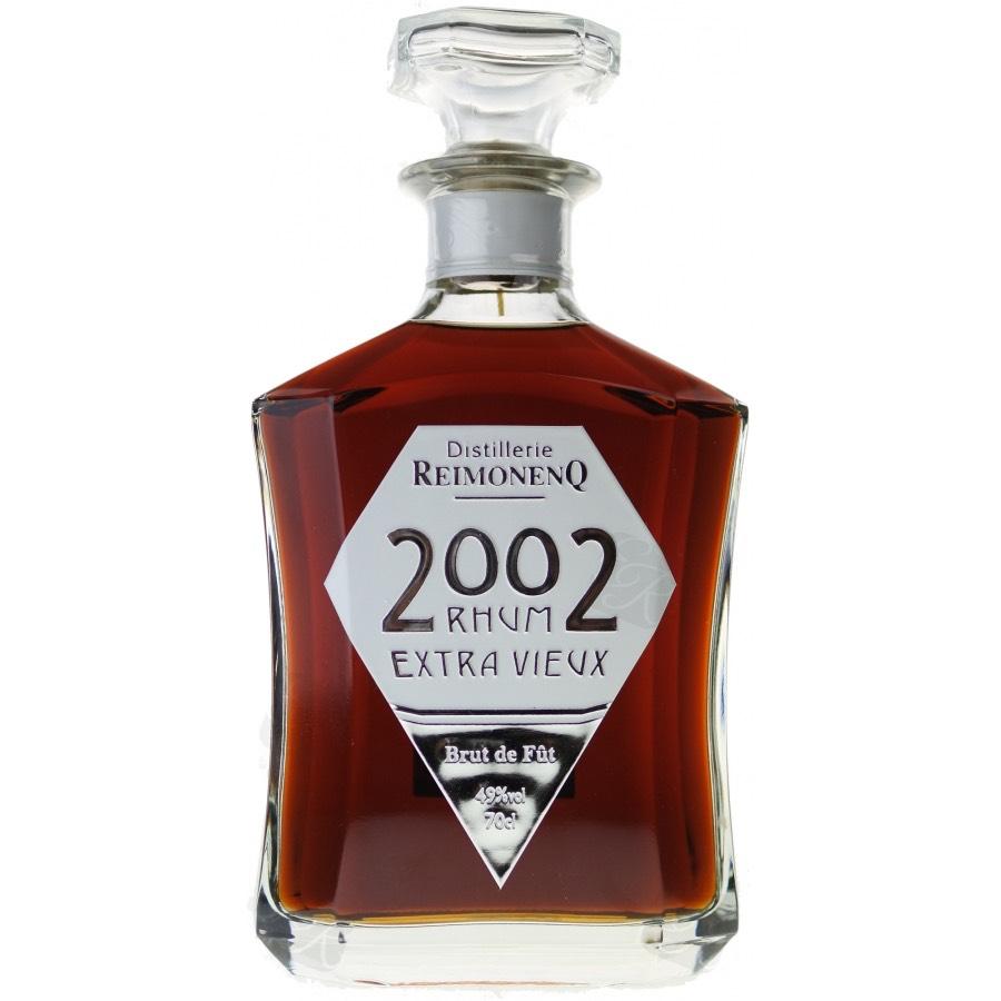Bottle image of Rhum Extra Vieux