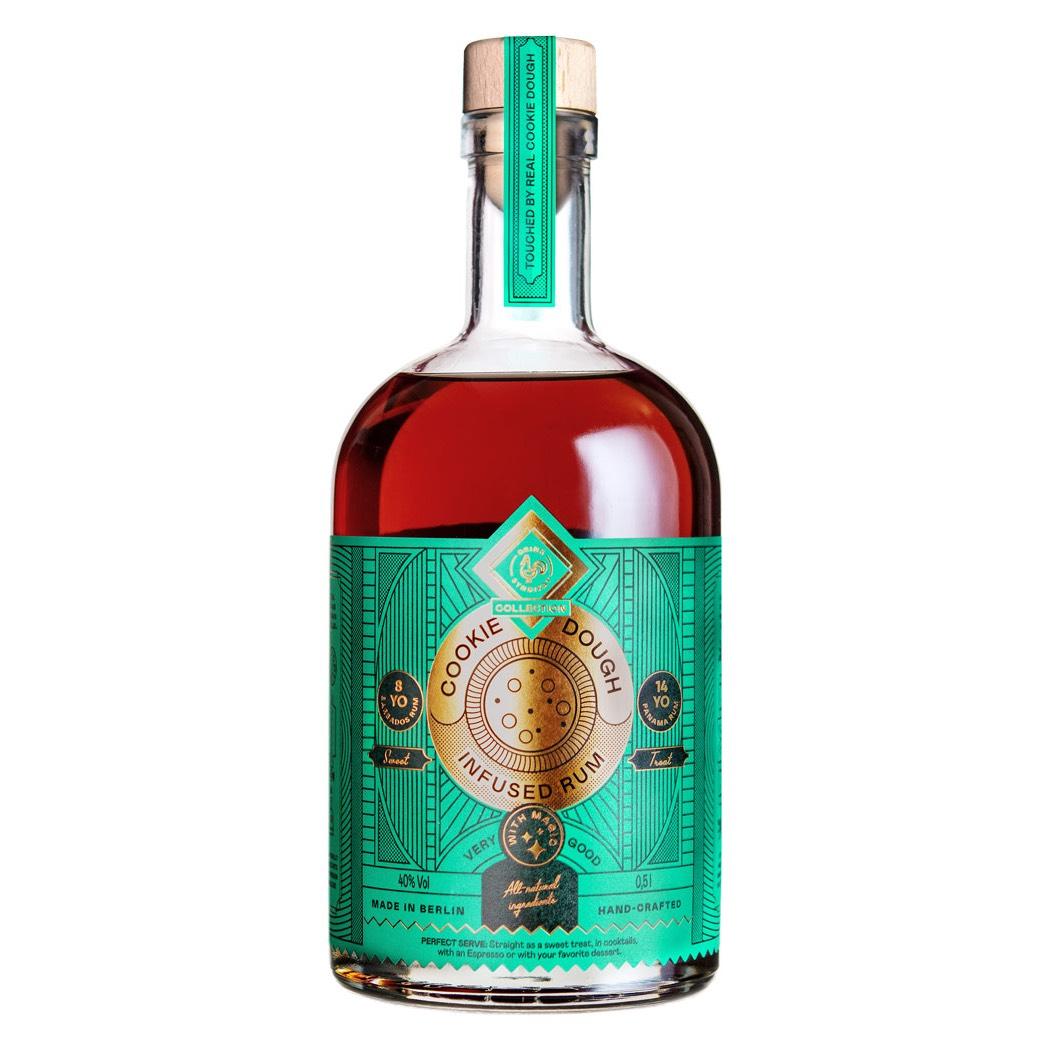 Bottle image of Drink Syndikat Cookie Dough Infused Rum