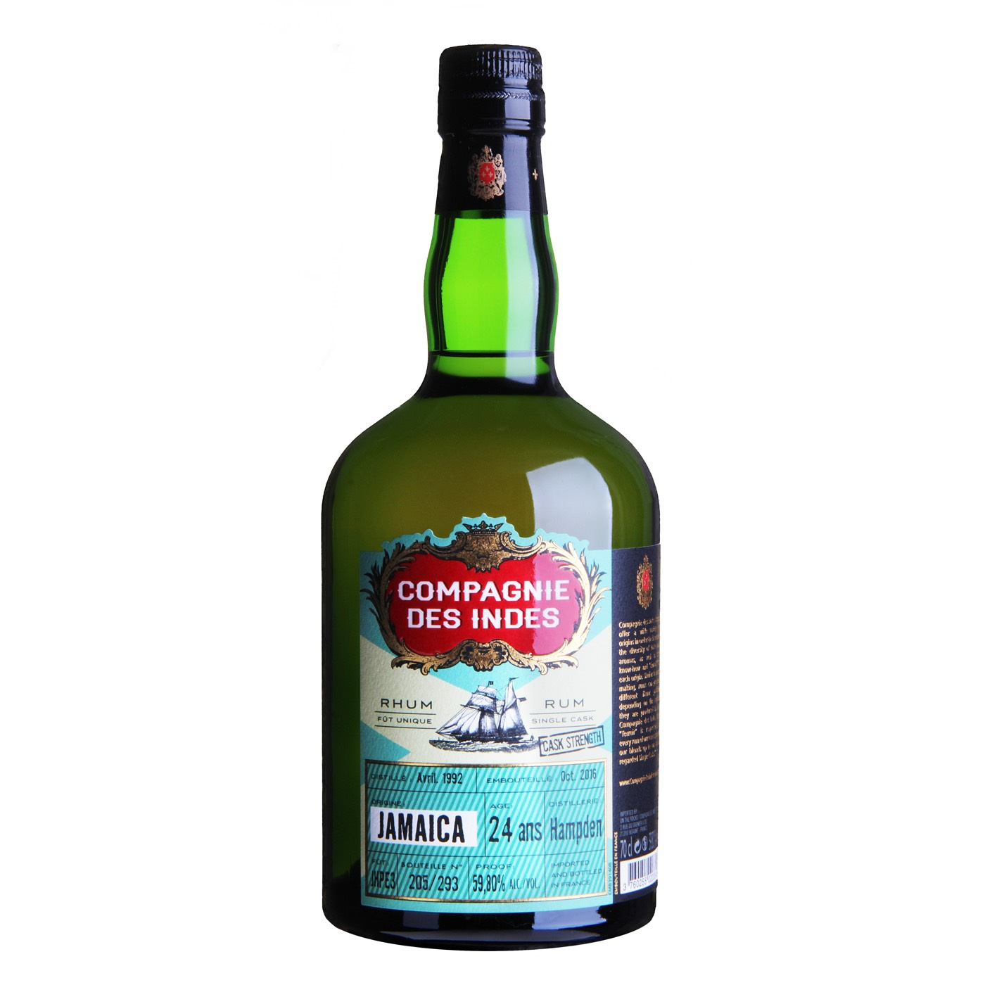 Bottle image of Jamaica HLCF