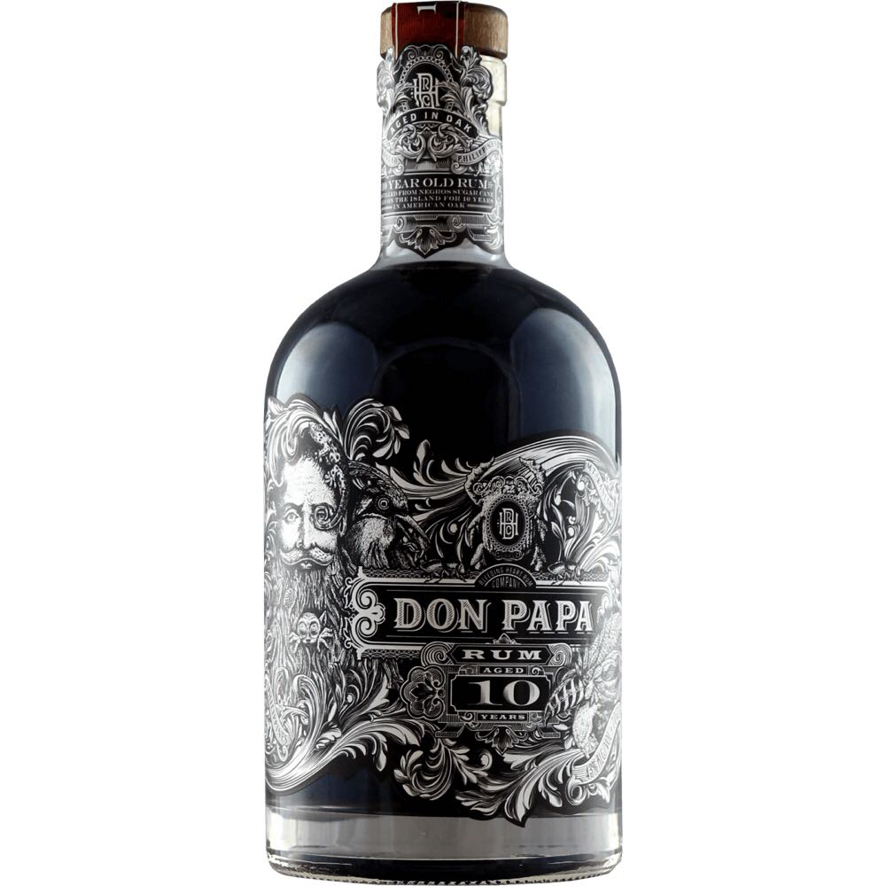 Bottle image of Don Papa 10 Years