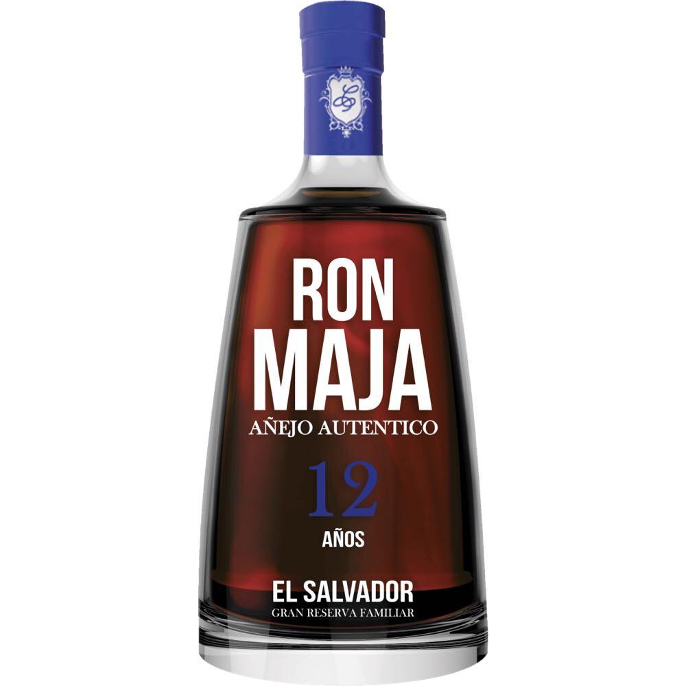 Bottle image of Ron Maja 12 Años