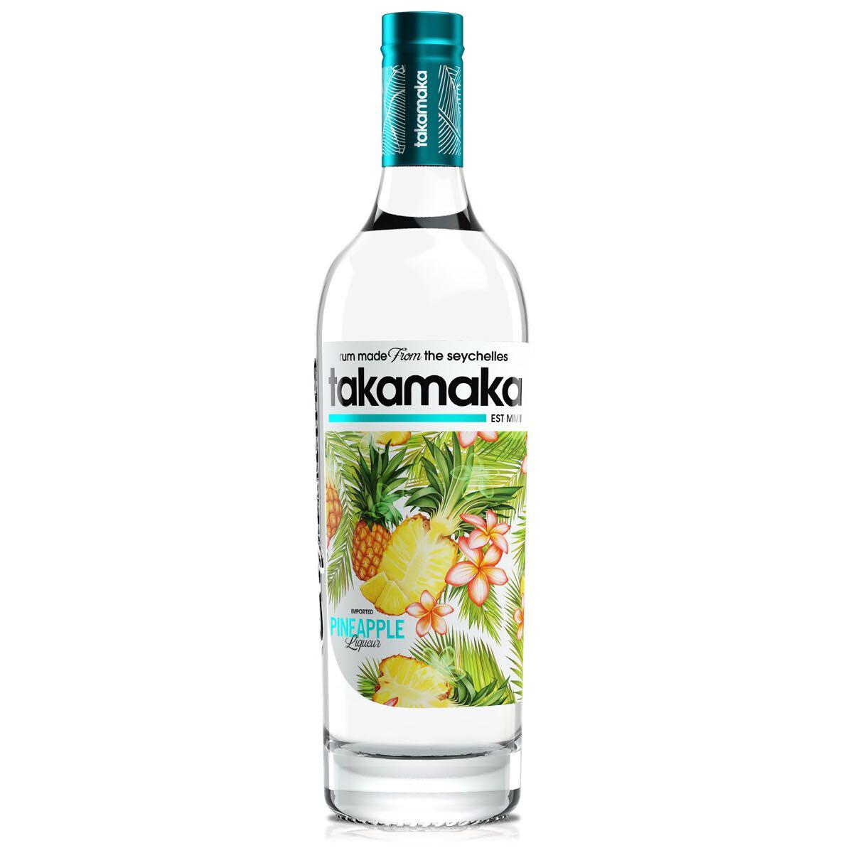 Bottle image of Takamaka Pineapple Rum
