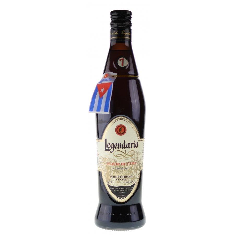 Bottle image of Legendario Elixir de Cuba