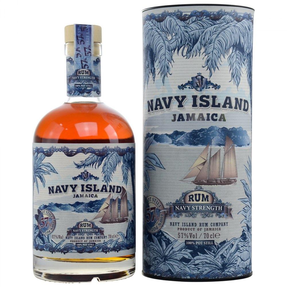 Bottle image of Jamaica Navy Strength