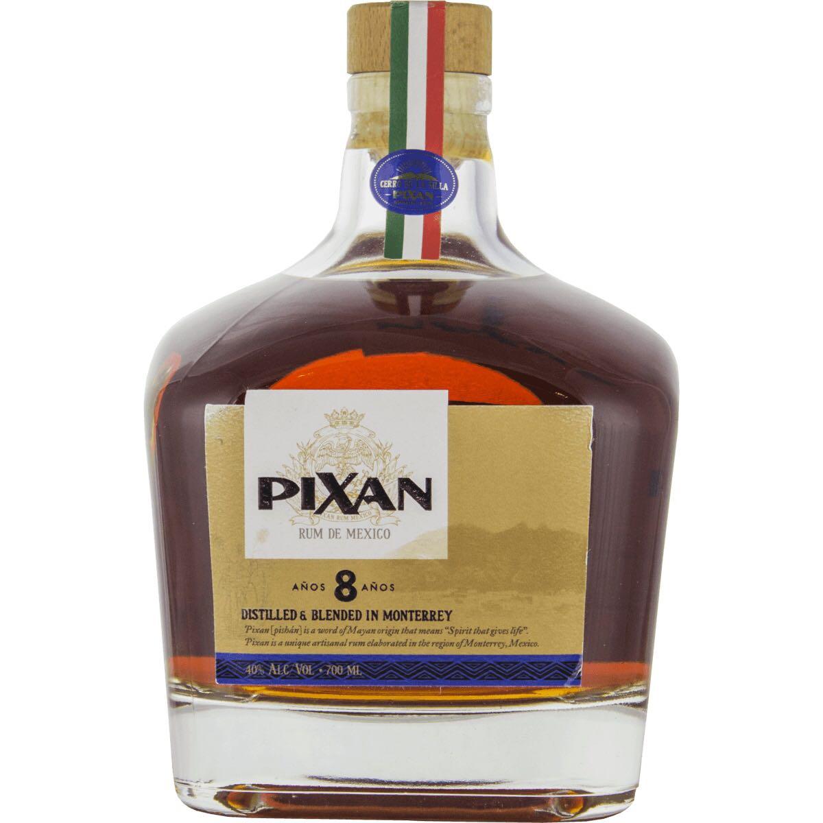 Bottle image of Pixan - 8 Años