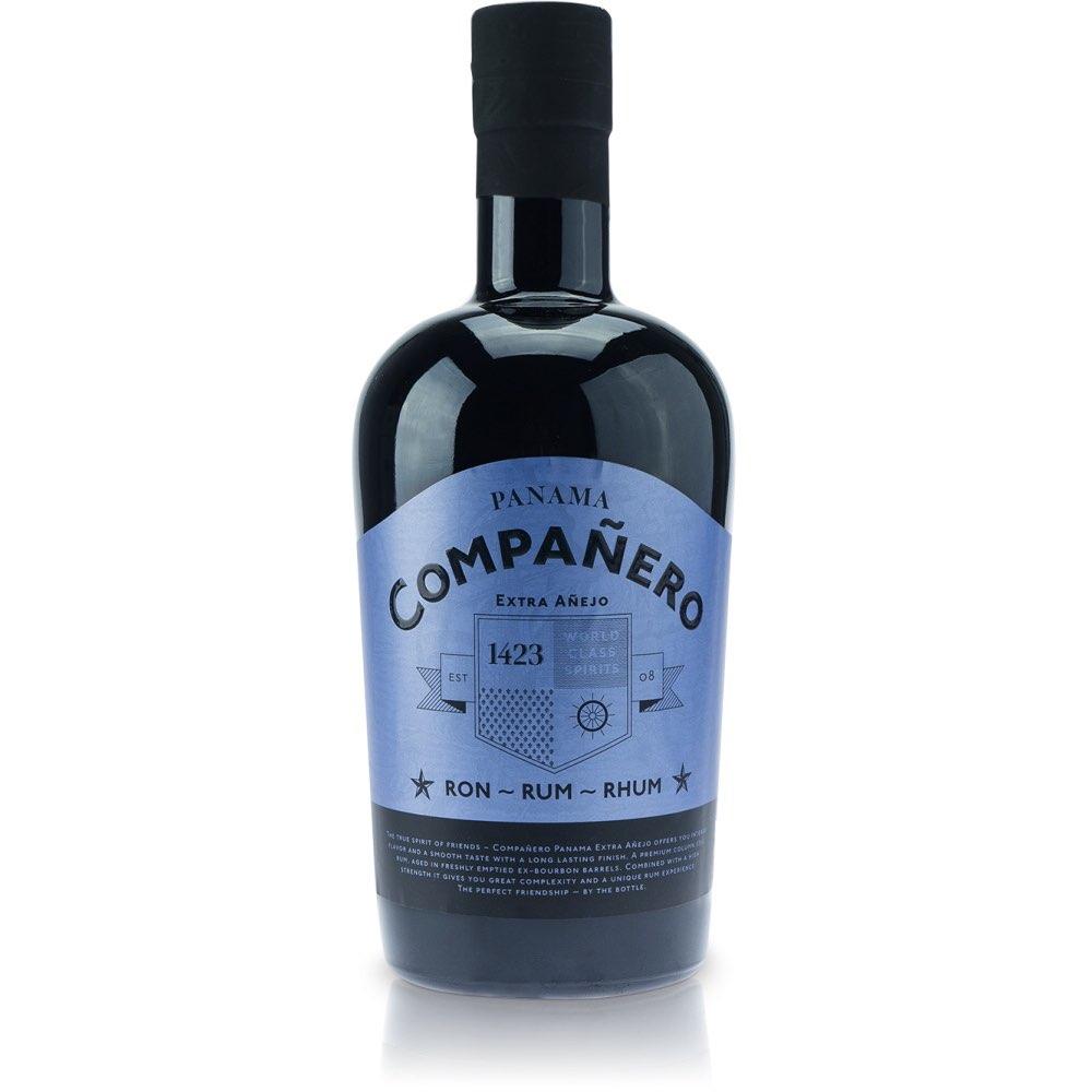 Bottle image of Companero Ron Panama Extra Anejo