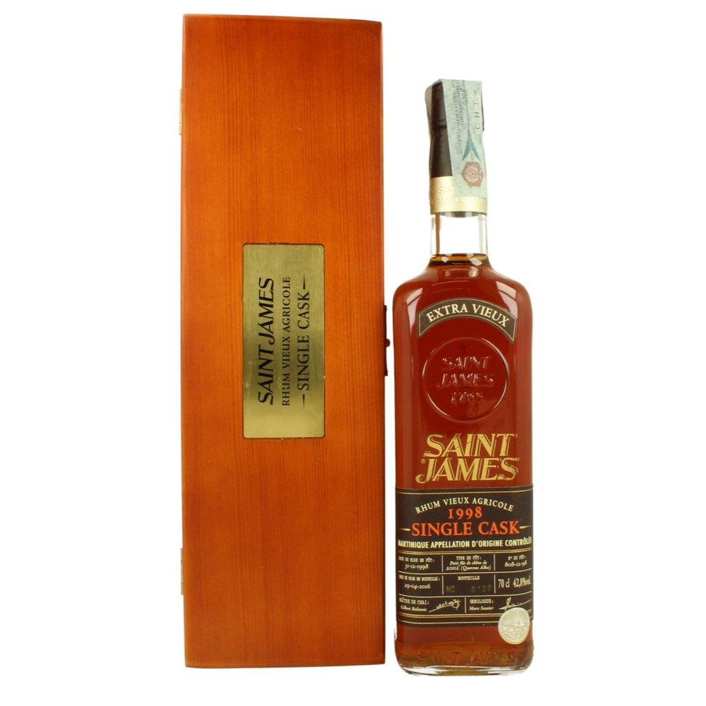 Bottle image of Single Cask