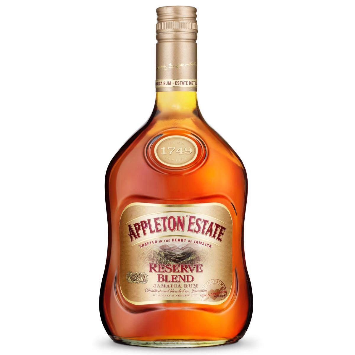 Bottle image of Reserve Blend