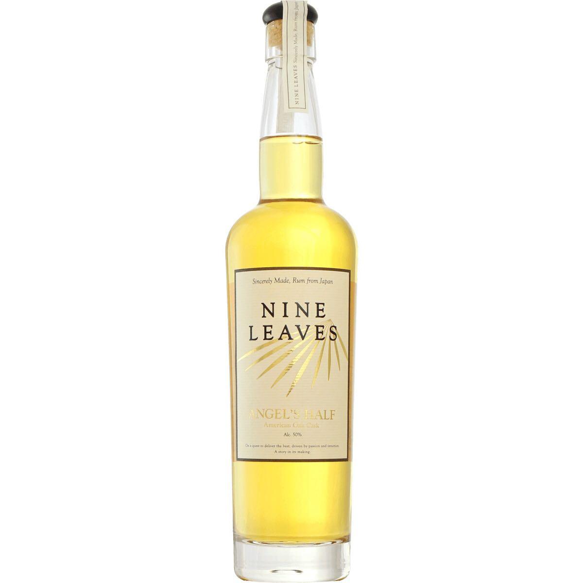 Bottle image of Angel's Half American Oak Cask