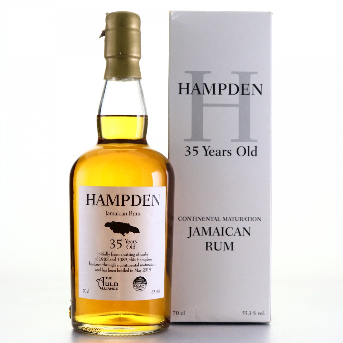 Bottle image of 35 Years Old HGML