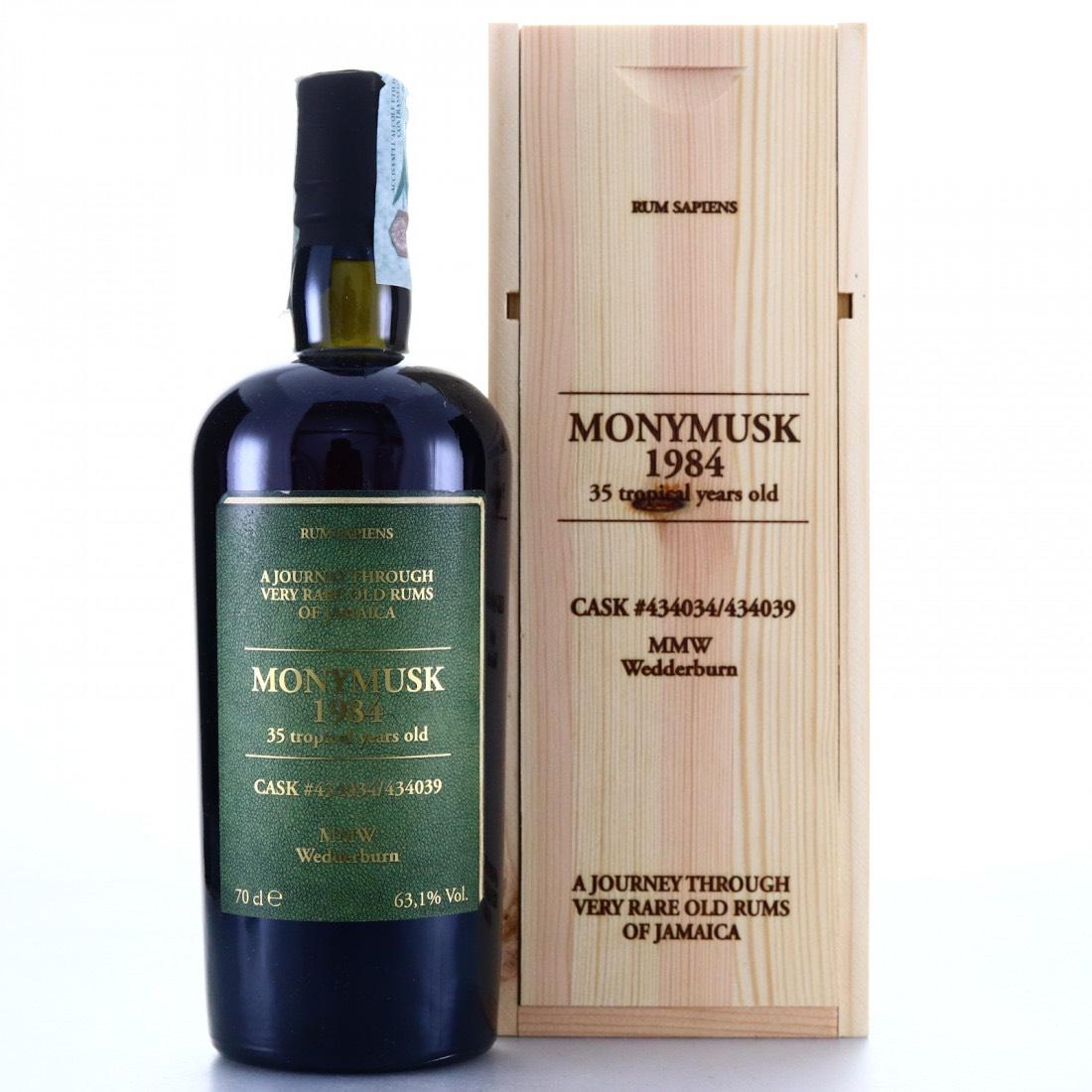 Bottle image of Rum Sapiens Wedderburn MMW