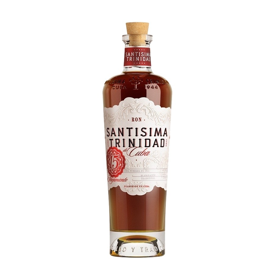 Bottle image of Santisima Trinidad 15YO