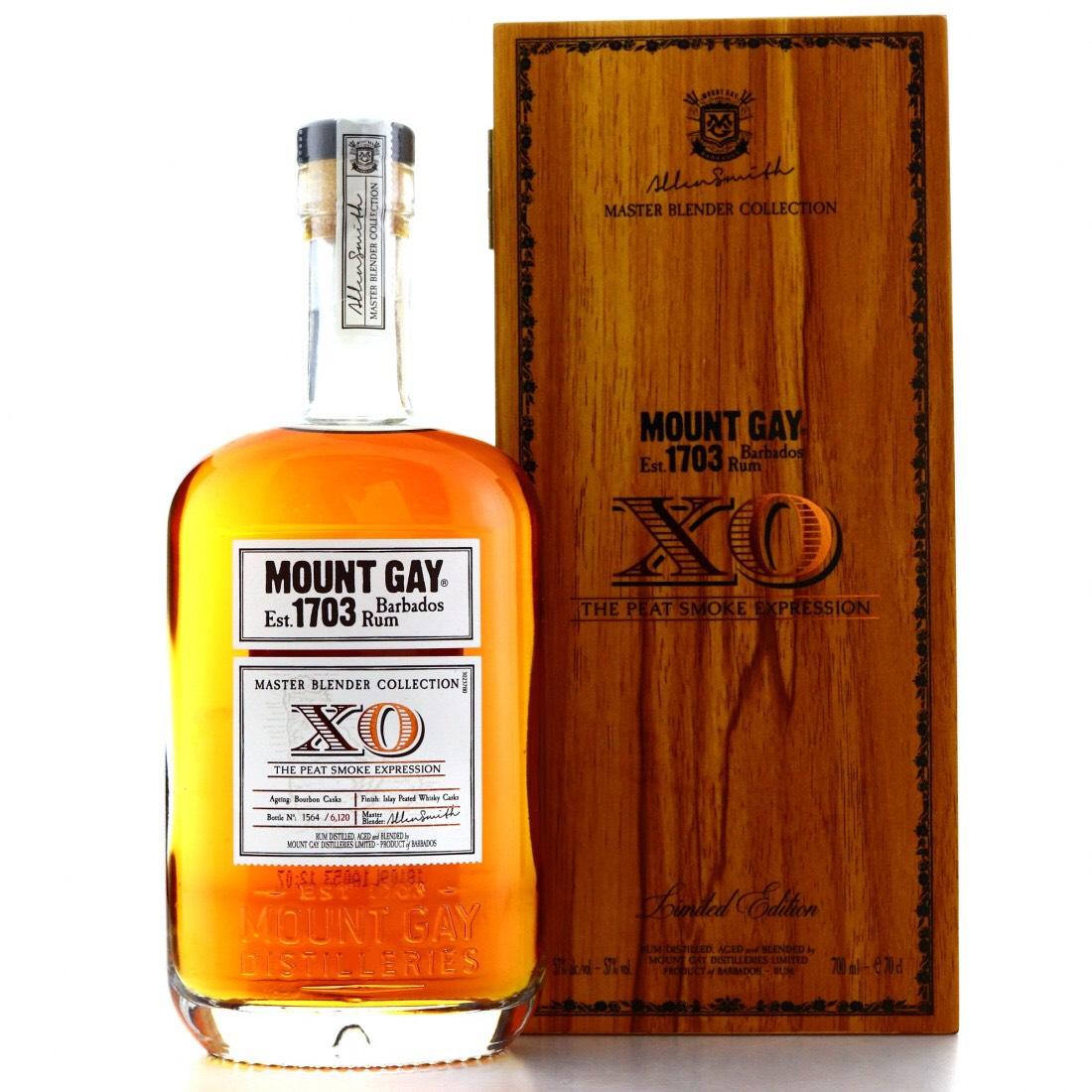 Bottle image of Extra Old XO Peat Smoke Expression