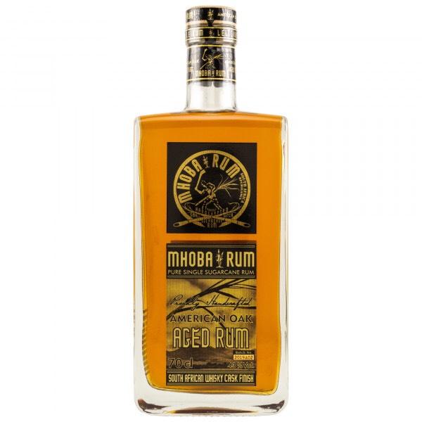 Bottle image of American Oak Aged Rum