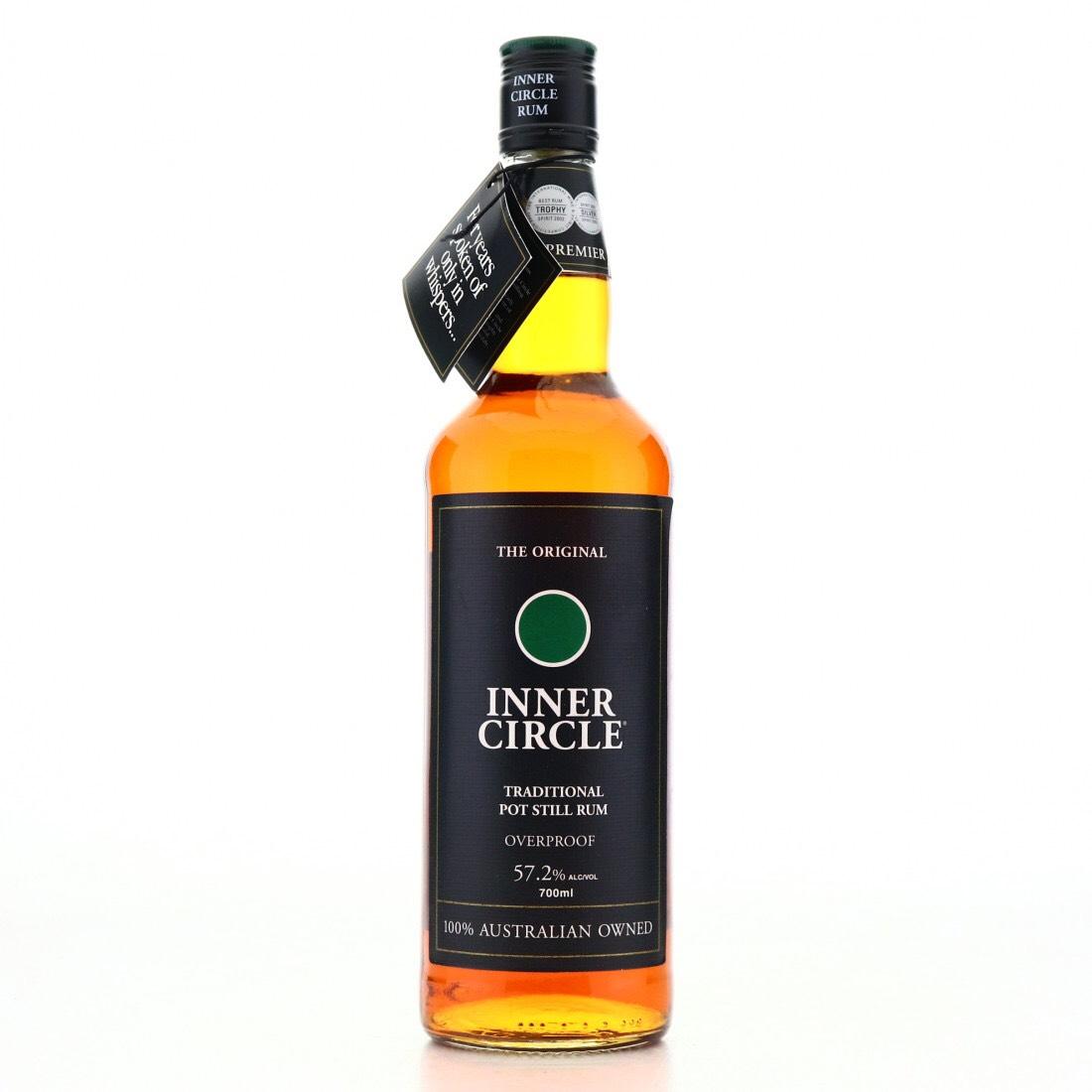 Bottle image of Overproof Traditional Pot Still Rum