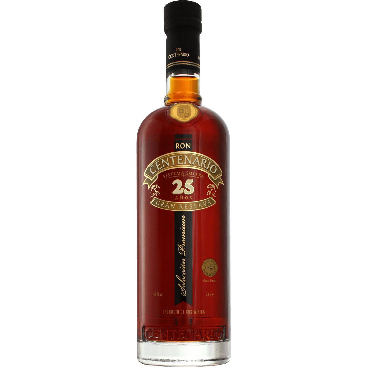Bottle image of Centenario Fundación 25 Años Gran Reserva