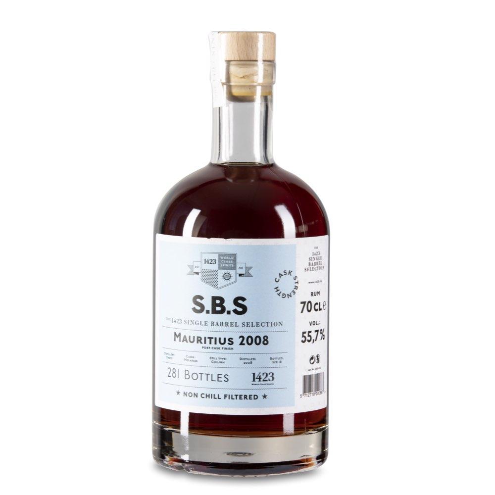 Bottle image of S.B.S Mauritius