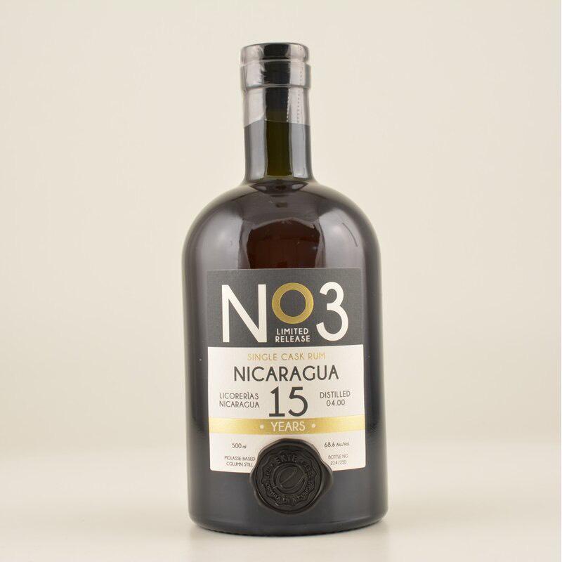 Bottle image of No3 Nicaragua