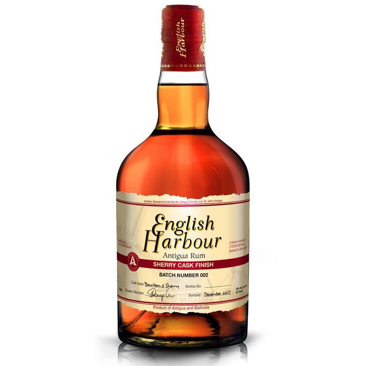 Bottle image of English Harbour Oloroso Sherry