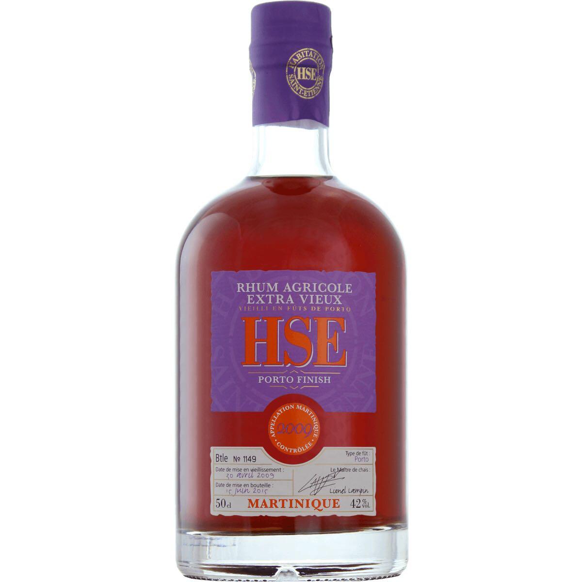 Bottle image of HSE Porto Finish