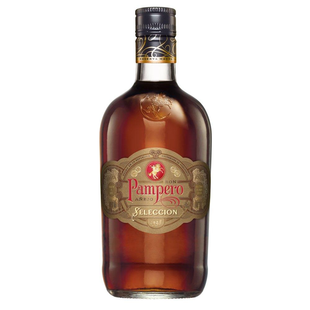 Bottle image of Pampero Selección