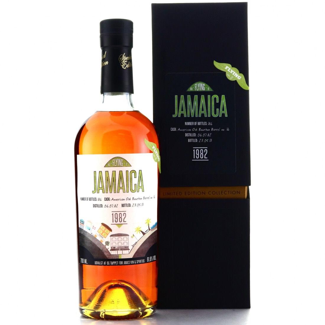 Bottle image of Jamaica Flying No. 11