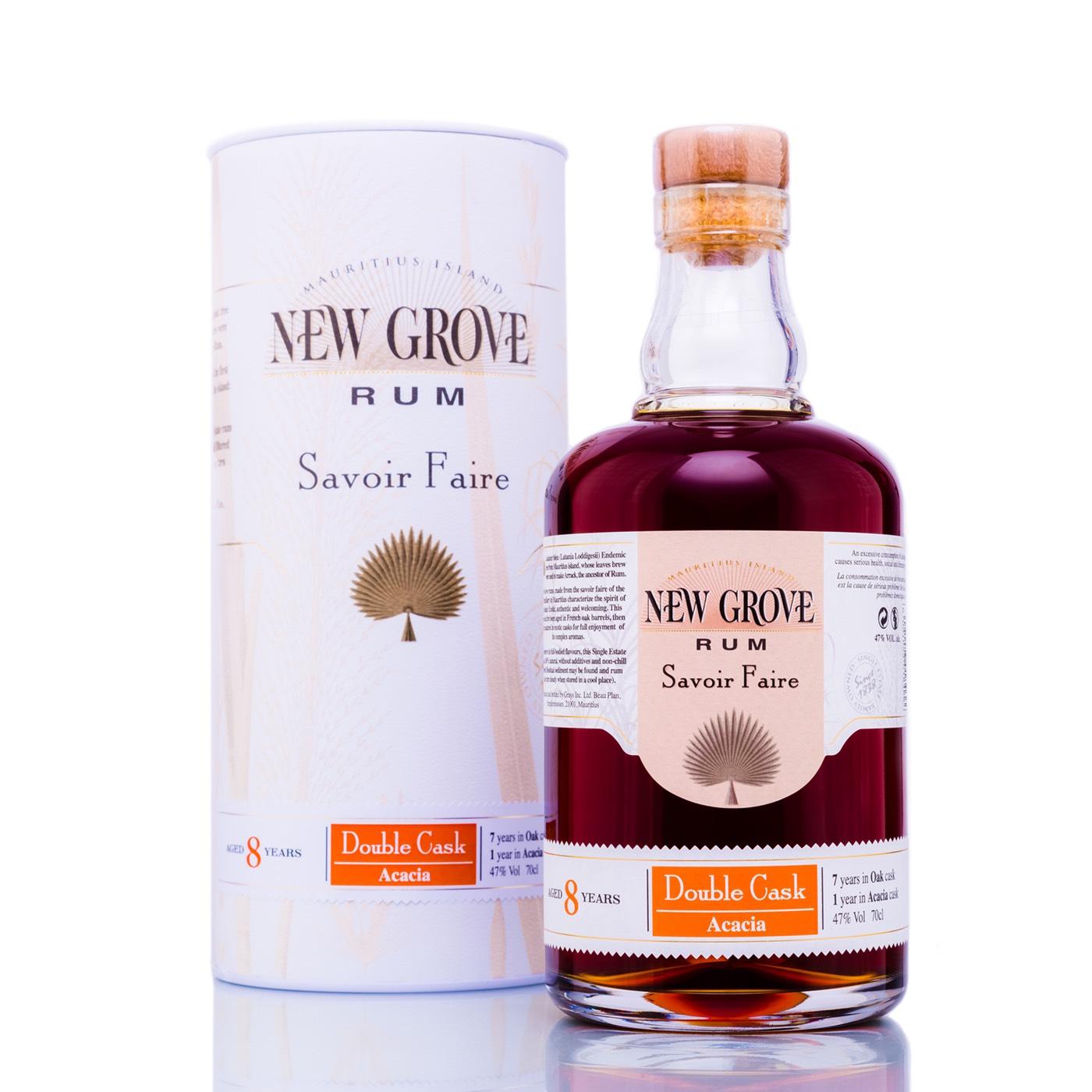 Bottle image of New Grove Savoir Faire Double Cask Acacia