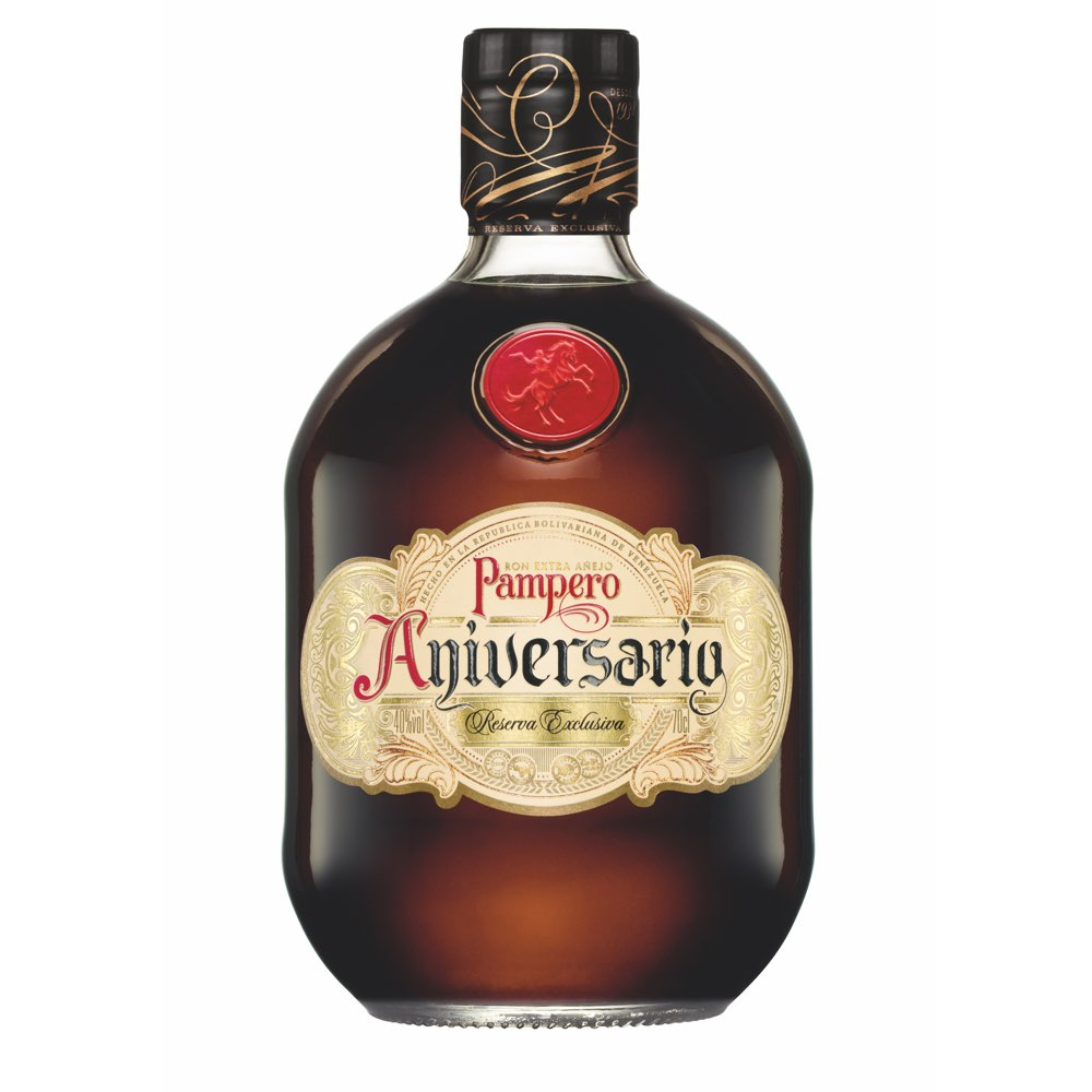 Bottle image of Pampero Aniversario