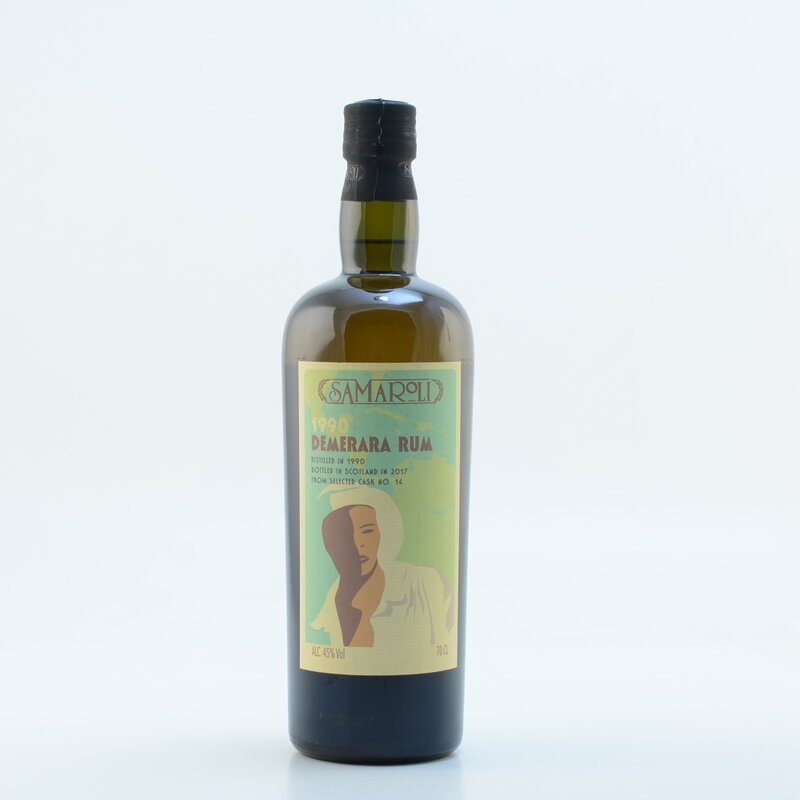 Bottle image of Demerara Rum