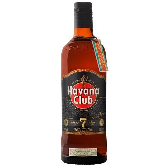 Bottle image of 7 Años Añejo