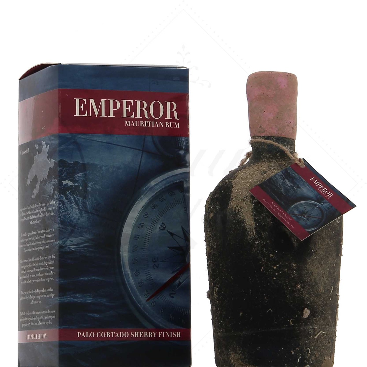 Bottle image of Deep Blue Palo Cortado Finish