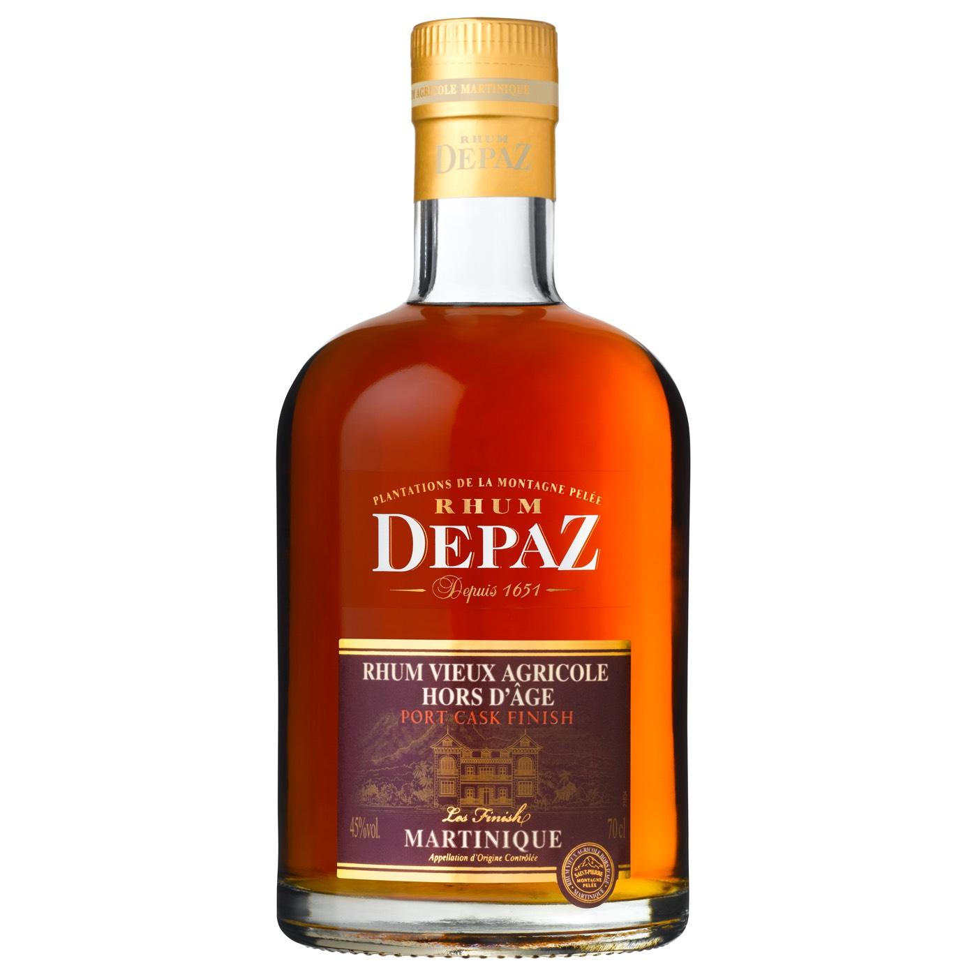 Bottle image of Hors d'Âge Port Cask Finish