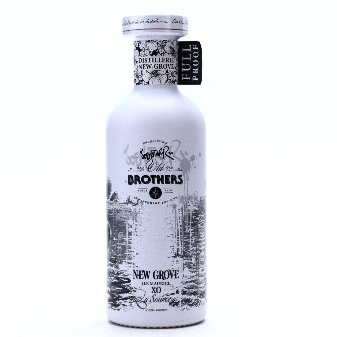 Bottle image of New Grove Joeystarr XO