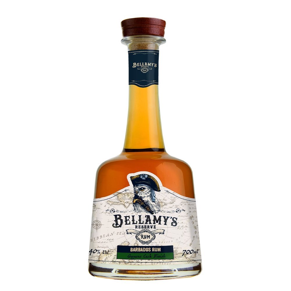 Bottle image of Bellamy's Reserve Guyana Cask Finish