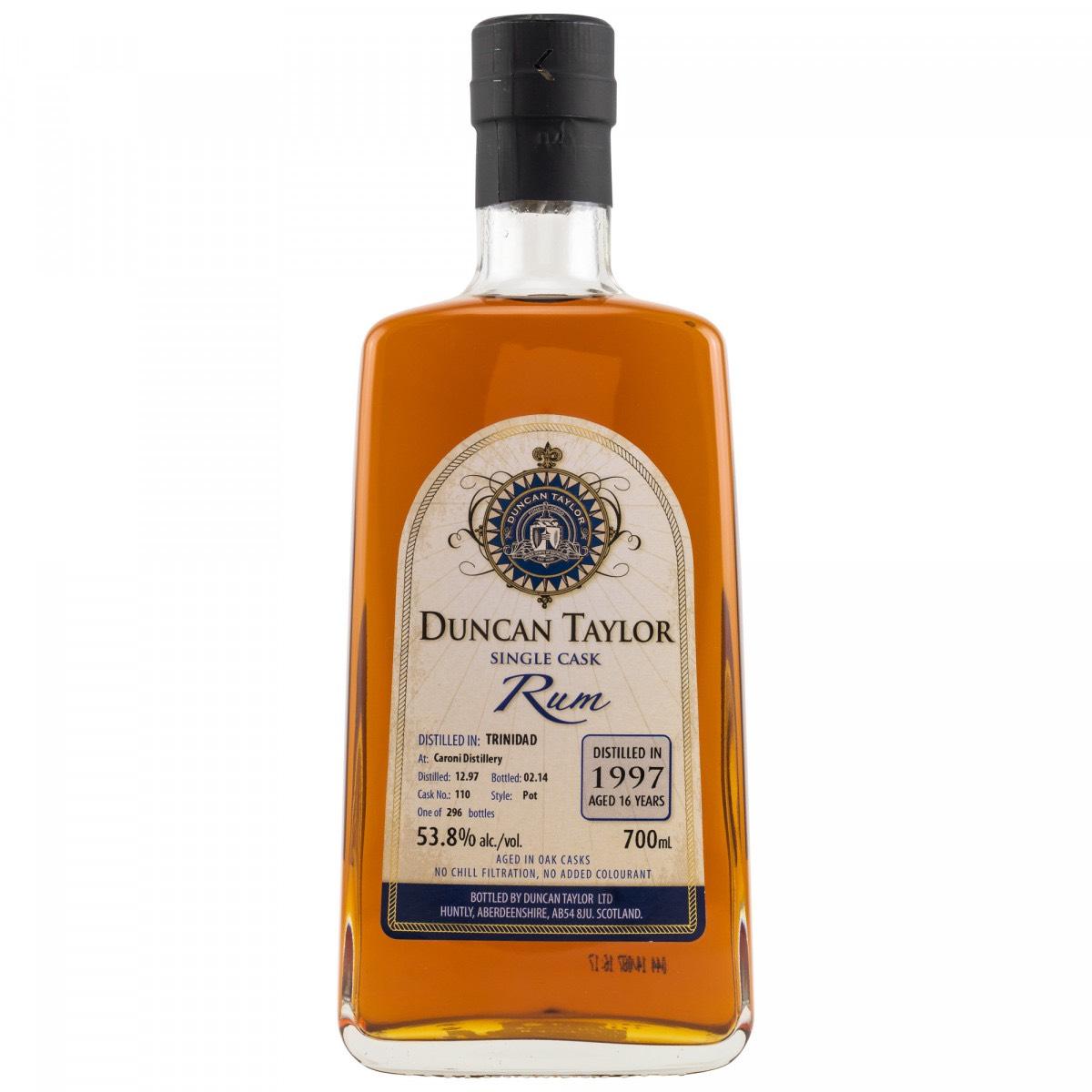 Bottle image of Single Cask Rum HTR