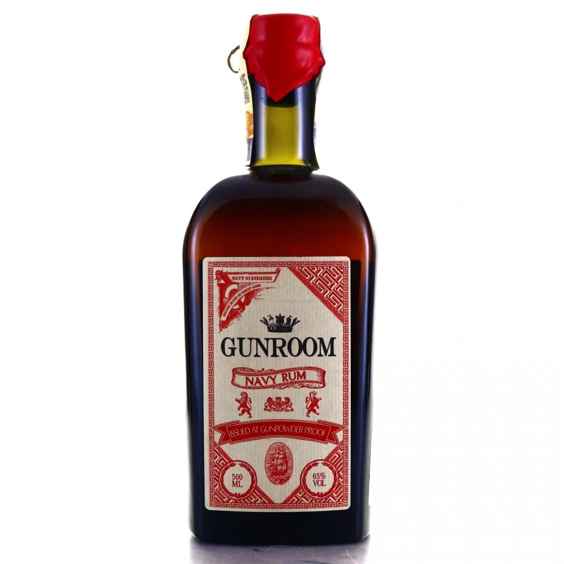 Bottle image of Gunroom Navy Rum