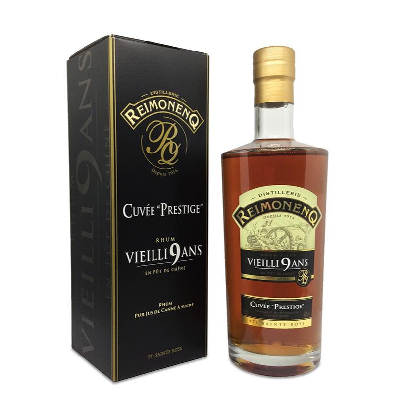 Bottle image of Cuvée Prestige vieilli 9 ans