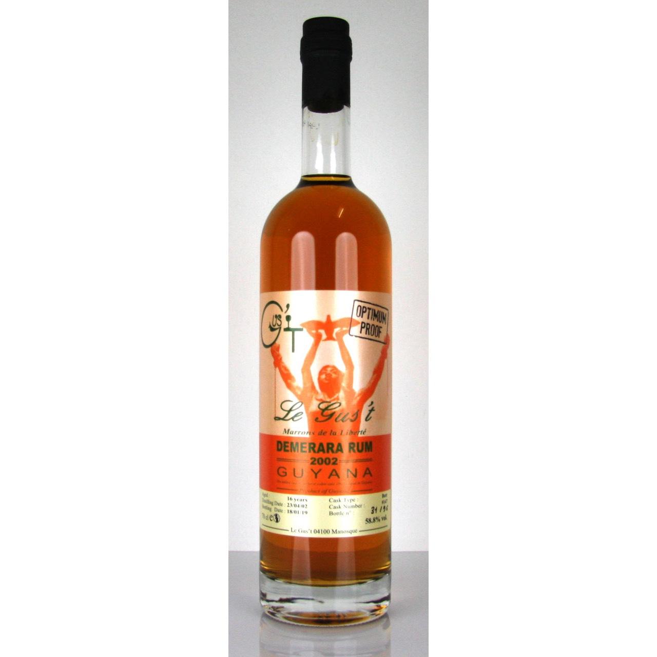 Bottle image of Marrons de la Liberté Optimum Proof