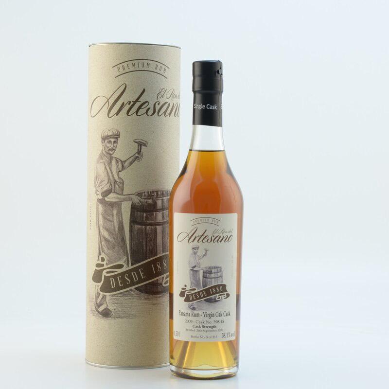 Bottle image of Virgin Oak Cask