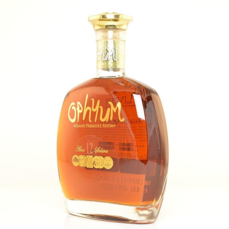 Bottle image of Ophyum Años 12 Solera