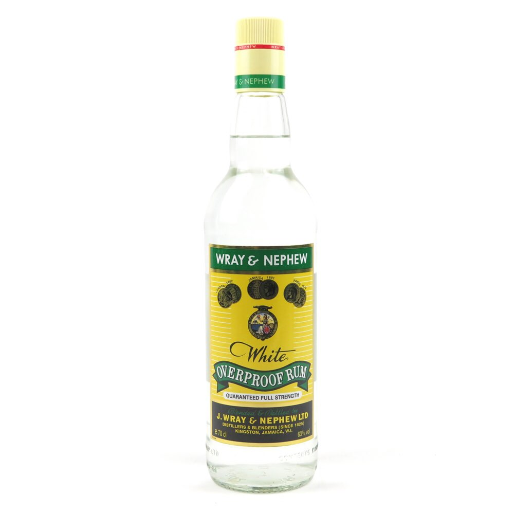 Bottle image of White Overproof
