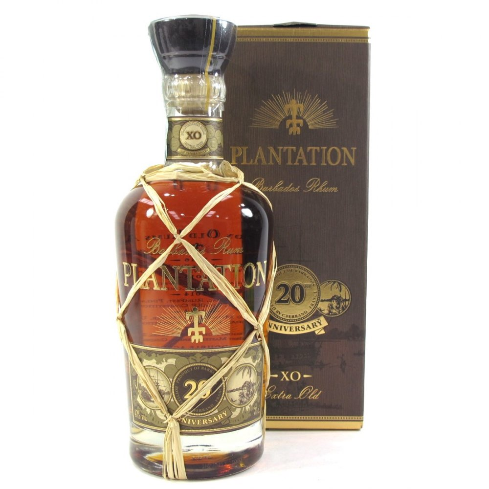 Bottle image of Plantation Extra Old XO 20th Anniversary